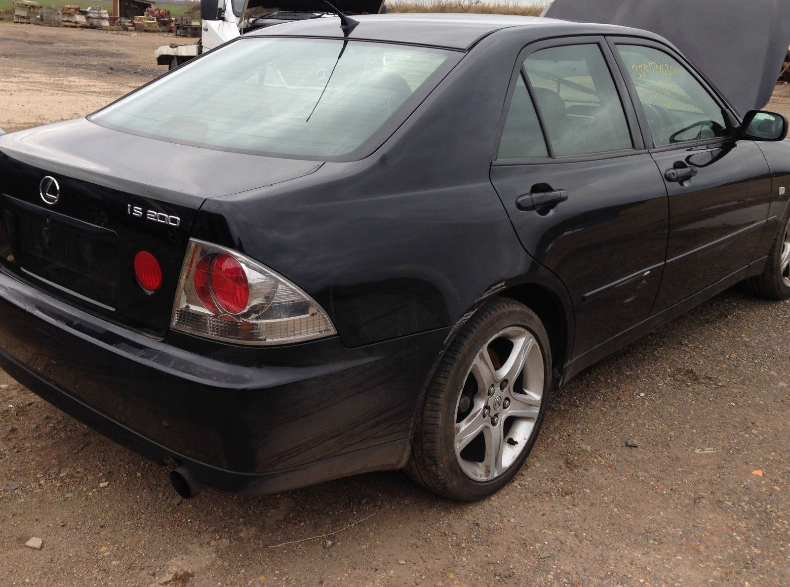 2002 lexus is200 air con hose pipes pair with valve aircon. Black Bedroom Furniture Sets. Home Design Ideas