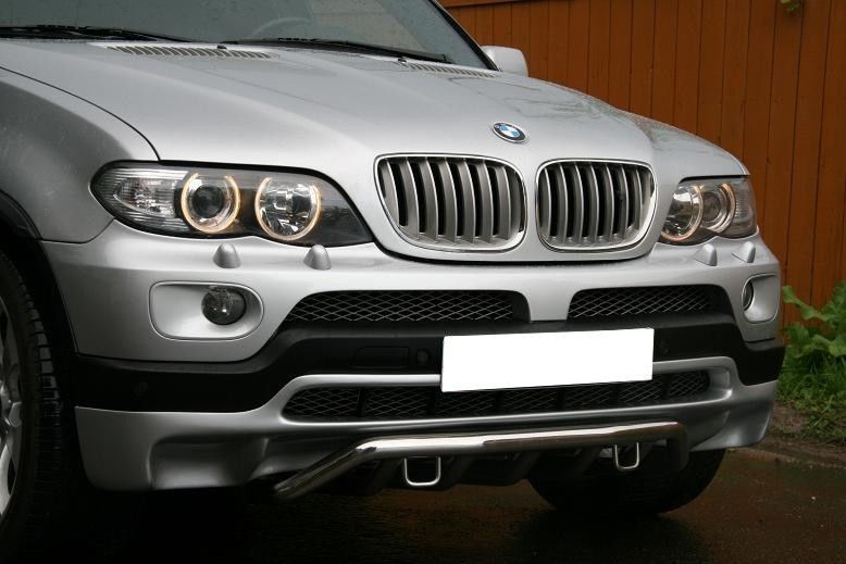 bmw x5 e53 facelift 2004 2006 10 piece kit spoiler. Black Bedroom Furniture Sets. Home Design Ideas